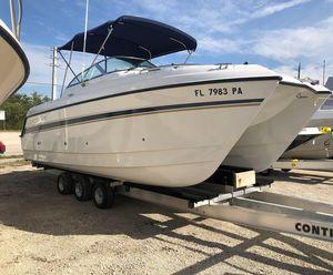 Used Glacier Bay 2240sx Renegade Power Catamaran Boat For Sale