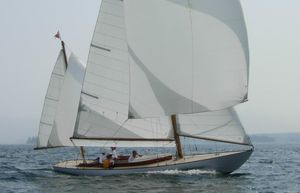 Used Herreshoff Buzzards Bay 25 Antique and Classic Boat For Sale