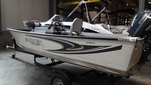 New Smoker Craft ANGLER 16 SCANGLER 16 SC Freshwater Fishing Boat For Sale