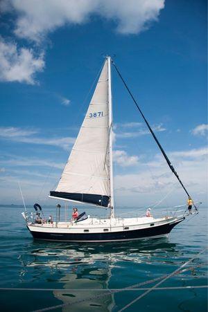 Used Krogen 38 Cutter Sailboat For Sale