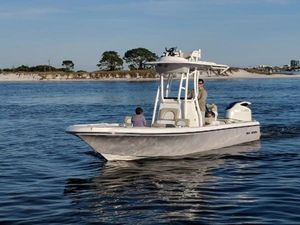 New Sea Born FX25 Bay Saltwater Fishing Boat For Sale