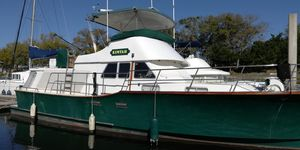 Used Monk Trawler 50 Trawler Boat For Sale