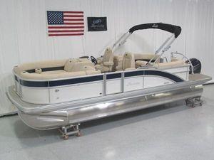 New Barletta E22QCE22QC Pontoon Boat For Sale