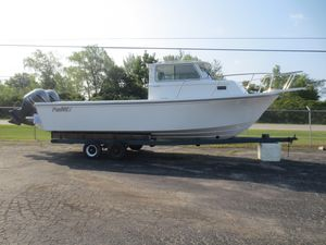New Parker 2820 XLD Sport Cabin2820 XLD Sport Cabin Saltwater Fishing Boat For Sale
