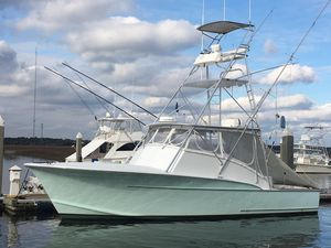 Used Scarborough Custom Express Sports Fishing Boat For Sale