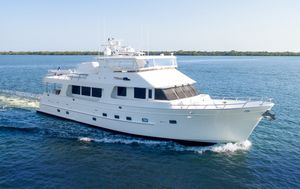 Used Outer Reef Yachts Raised Pilothouse Motor Yacht For Sale