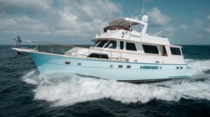 Used Hatteras 63 Cockpit Motor Yacht Motor Yacht For Sale