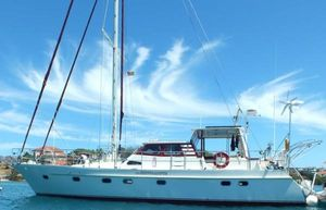 Used Seahorse Mandarin-52 Motorsailer Sailboat For Sale