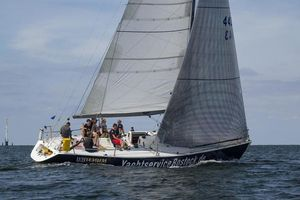Used Farr One Ton Racer and Cruiser Sailboat For Sale
