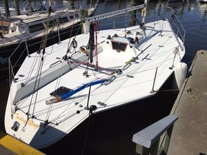 Used Sailboat Kiwi 35 Racer and Cruiser Sailboat For Sale
