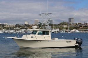 Used Parker 2520 XLD Pilothouse Boat For Sale