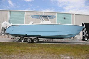 New Invincible 37 Catamaran Power Catamaran Boat For Sale
