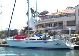Used Catalina 42 MKII 3 Cabin Model Cruiser Sailboat For Sale