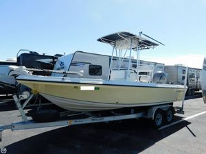 Used Sailfish 2100 BB Center Console Fishing Boat For Sale
