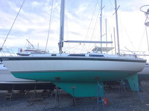 Used Oyster 37 Sloop Sailboat For Sale