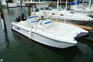 Used Prokat 2000 KAT CC Power Catamaran Boat For Sale