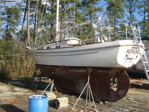 Used Allied Seawind II Cutter Sailboat For Sale