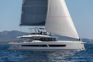 New Fountaine Pajot Alegria 67 Catamaran Sailboat For Sale