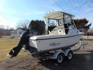 Used Pro Sports 2050 Cuddy Cabin Boat For Sale