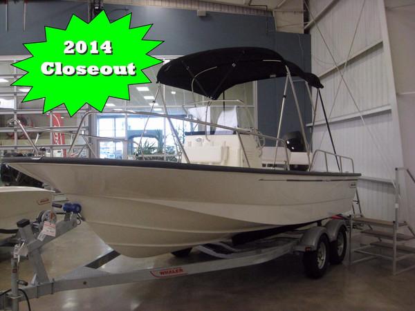 New Boston Whaler 190 Montauk Cruiser Boat For Sale