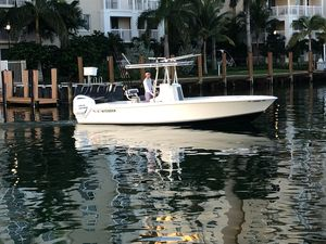 Used Contender Fishing Boat 25 Tournament Sports Fishing Boat For Sale