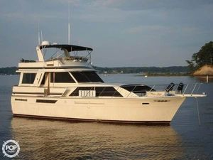 Used Chris-Craft 50 CONSTELLATION Trawler Boat For Sale