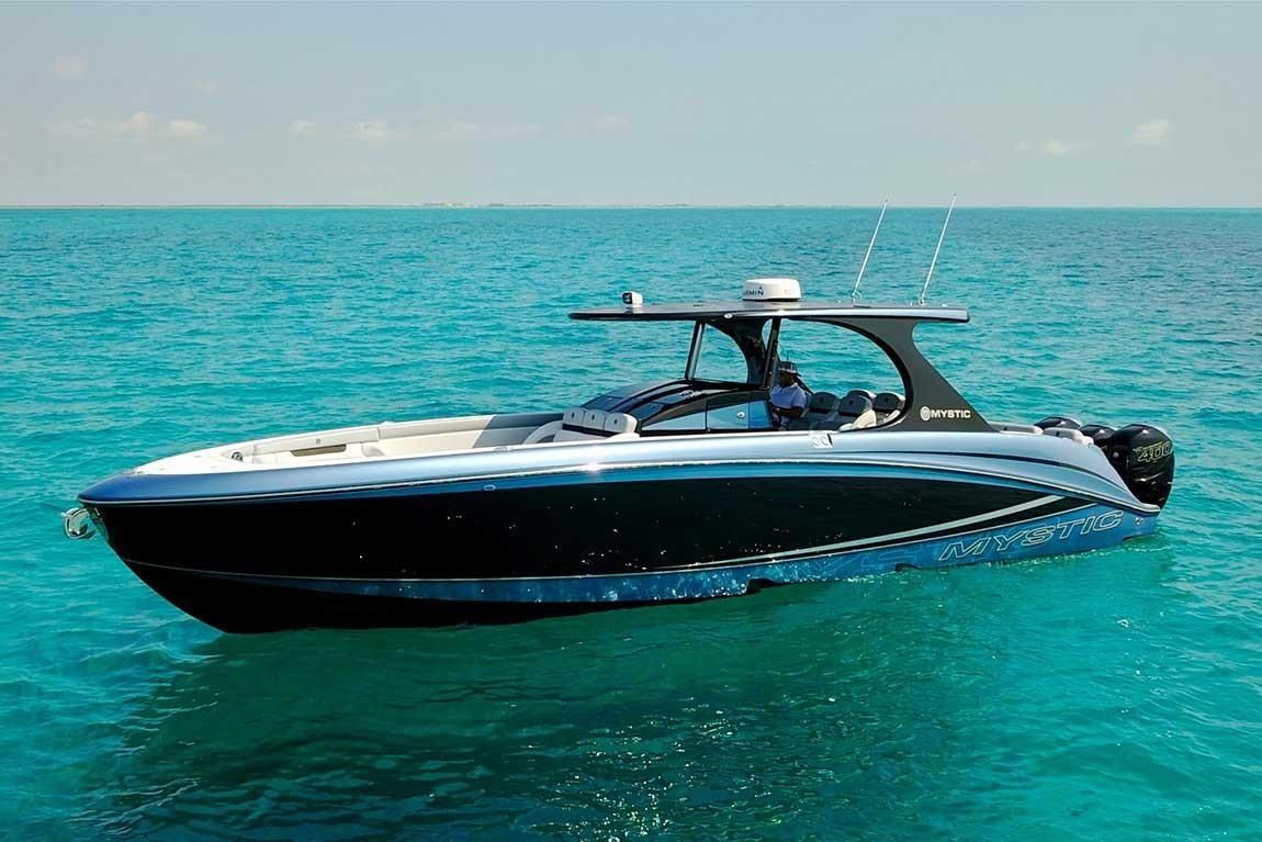 Power Boats For Sale >> 2020 New Mystic Powerboats M4200 High Performance Boat For Sale