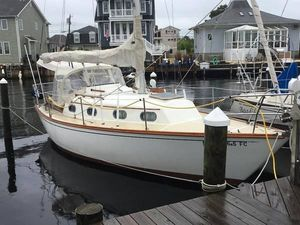 Used Cape Dory 270 C/B Sloop Sailboat For Sale