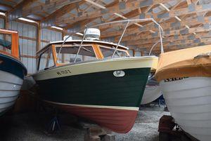 Used Lyman Hardtop Cruisette Cruiser Boat For Sale