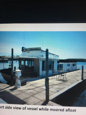 Used Lazy Days 58 Classic House Boat For Sale