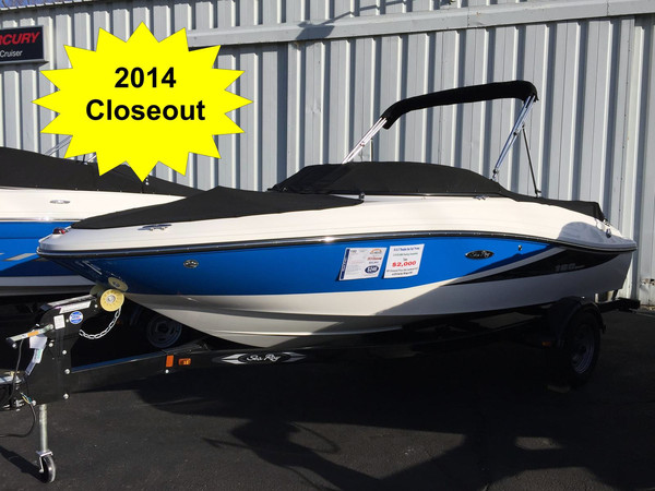 New Sea Ray 190 Sport Bowrider Boat For Sale