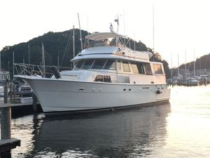 Used Hatteras 61 Cockpit MY Motor Yacht For Sale