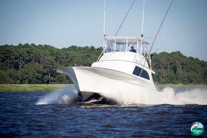 Used Buddy Davis Sportfish Sports Fishing Boat For Sale