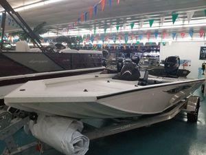 Used Lowe 20 Catfish20 Catfish Aluminum Fishing Boat For Sale