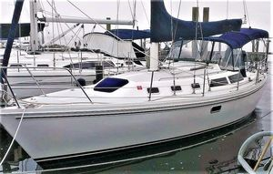 Used Catalina 34 Mk1.5 Racer and Cruiser Sailboat For Sale