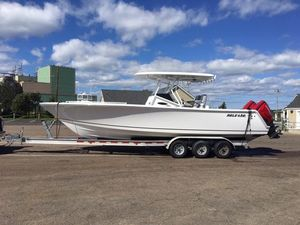 Used Release Boatworks 301 RX Center Console Fishing Boat For Sale
