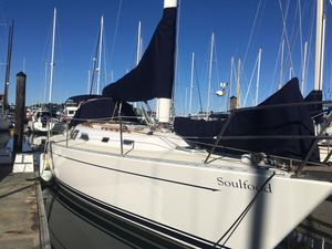 Used Freedom 36 Sloop Sailboat For Sale