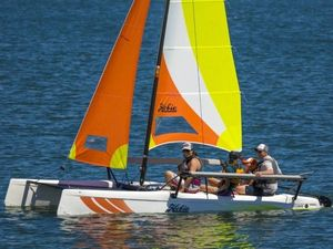 New Hobie Cat Multi-Hull Sailboat For Sale