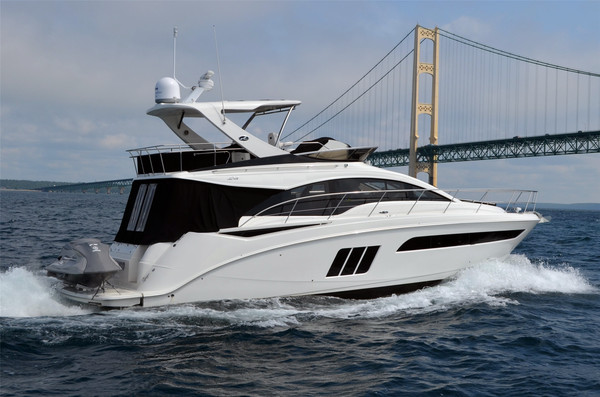 Used Sea Ray 510 Fly Motor Yacht For Sale