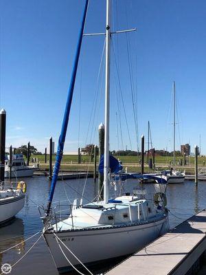 Used Cherubini 30 Sloop Sailboat For Sale