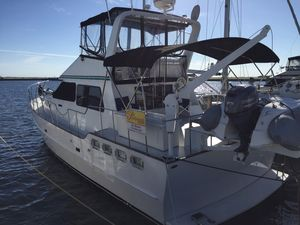 Used Bruce Roberts Aft Cabin Boat For Sale