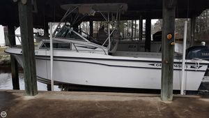 Used Grady-White 20 Overnighter Walkaround Fishing Boat For Sale