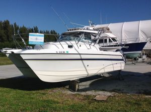 Used Glacier Bay Isle Runner 2670 Power Catamaran Boat For Sale