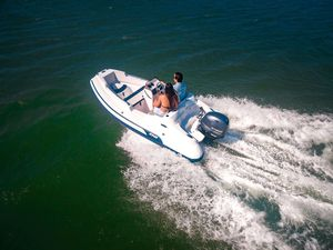 New Ab Inflatables 13 DLX Nautilus Tender Boat For Sale