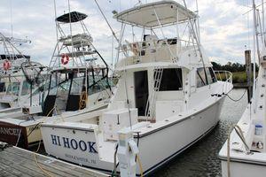 Used Henriques 38 Sportfisherman Sports Fishing Boat For Sale