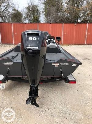 Used Tracker Pro 190TX Aluminum Fishing Boat For Sale