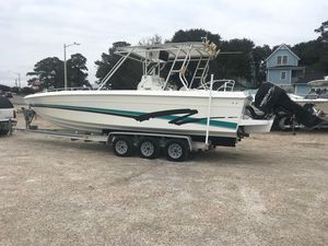 Used Baja Center Console Fishing Boat For Sale