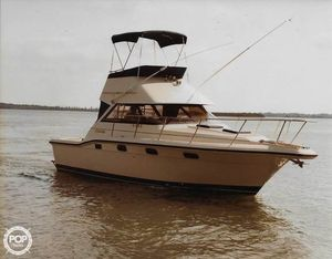 Used Stamas 34 Arrival Sports Fishing Boat For Sale
