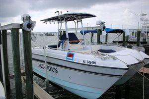 Used Glacier Bay 2260 Center Console Power Catamaran Boat For Sale
