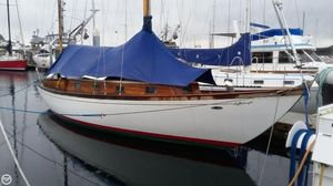 Used Cheoy Lee Offshore 40 Yawl Sailboat For Sale